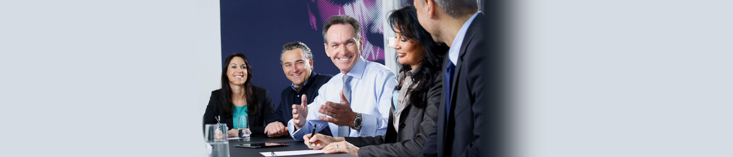 Besprechung zur Neukundengewinnung & Vertriebsunterstützung mit Mumme & Partner