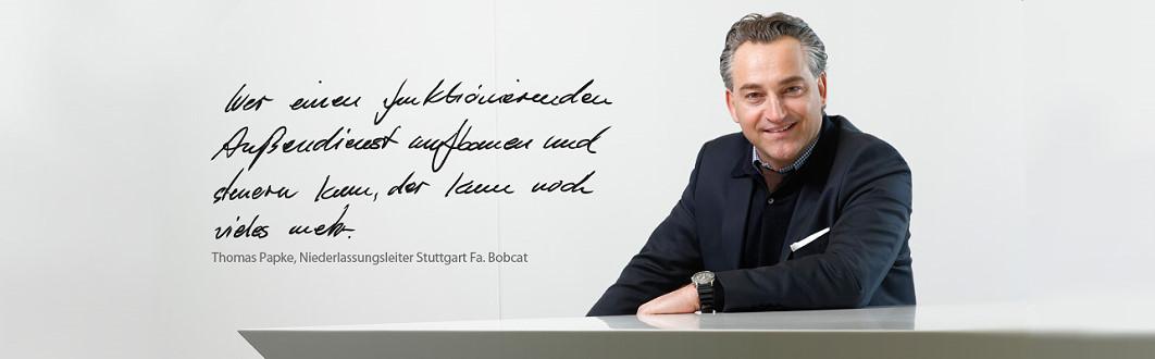 Referenz Neukundengewinnung / Neukundengewinnung Mumme & Partner Stuttgart und München