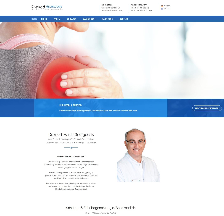 Case Study - Dr. med. Georgousis