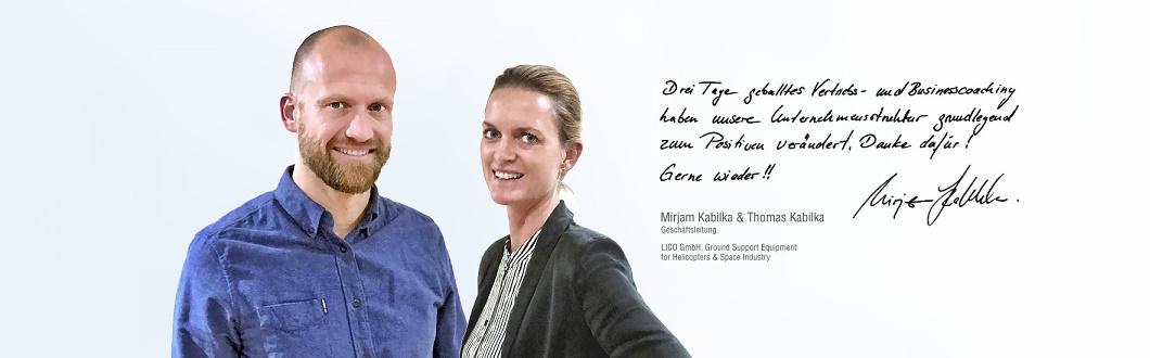 Vertriebscoaching & Vertriebstraining mit Mumme & Partner Stuttgart und München