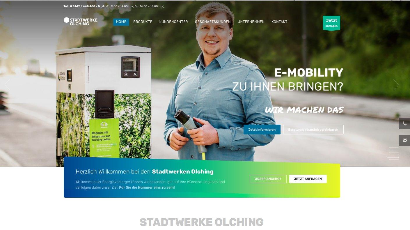 Case Study - Stadtwerke Olching